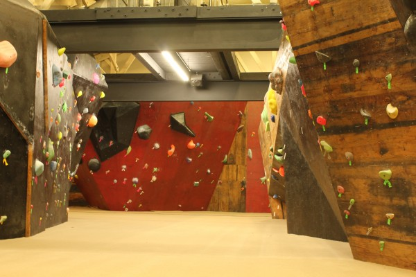 The Circuit Bouldering Gym NE